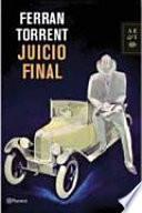 Descargar el libro libro Juicio Final