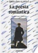 Descargar el libro libro La Poesía Romántica