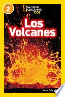 libro National Geographic Readers: Los Volcanes (l2)