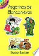 Descargar el libro libro Pegatinas De Blancanieves (snow White Stickers)