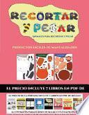 libro Proyectos Fáciles De Manualidades (animales Para Recortar Y Pegar)