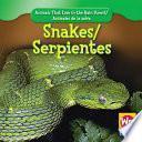 Descargar el libro libro Snakes/ Serpientes