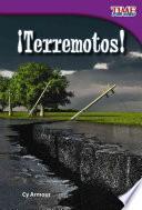 Descargar el libro libro Terremotos! / Earthquake!