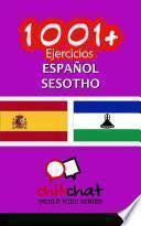 libro 1001+ Ejercicios Español   Sesotho