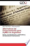 libro Alternativas De Financiamiento Para Pymes En Argentina