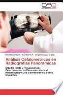 libro Análisis Cefalométricos En Radiografías Panorámicas