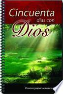 libro Cincuenta Días Con Dios