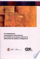 libro Competencia Comunicativa Intercultural