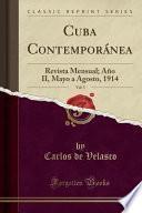 Descargar el libro libro Cuba Contemporánea, Vol. 5