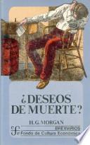 libro ¿deseos De Muerte?
