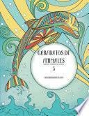 libro Garabatos De Animales Libro Para Colorear Para Adultos 3