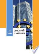 libro Geografía E Historia 3º E.s.o.