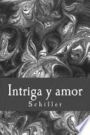 libro Intriga Y Amor