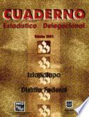Descargar el libro libro Iztapalapa, Distrito Federal. Cuaderno Estadístico Delegacional 2001