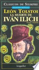libro La Muerte De Iván Ilich
