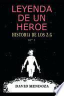 libro Leyenda De Un Héroe