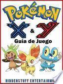 libro Pokémon X & Y Guía De Juego