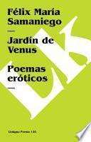 libro Jardín De Venus (poemas Eróticos)