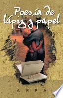 libro Poesa De Lpiz Y Papel