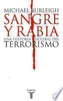 libro Sangre Y Rabia/ Blood And Rage