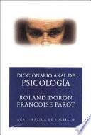 Descargar el libro libro Diccionario Akal De Psicología