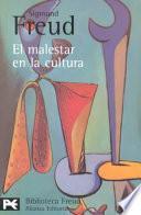 Descargar el libro libro El Malestar En La Cultura Y Otros Ensayos