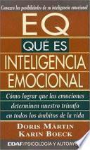 Descargar el libro libro Eq. Qué Es Inteligencia Emocional