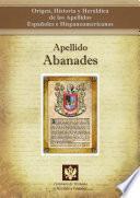 Descargar el libro libro Apellido Abanades