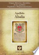 Descargar el libro libro Apellido Abela