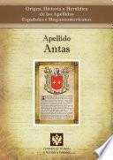 Descargar el libro libro Apellido Antas