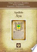 Descargar el libro libro Apellido Aya