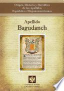 Descargar el libro libro Apellido Bagudanch