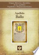 Descargar el libro libro Apellido Ballo
