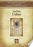 Descargar el libro libro Apellido Cofiné