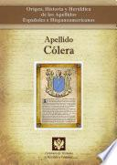 Descargar el libro libro Apellido Cólera