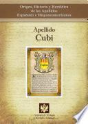 libro Apellido Cubí