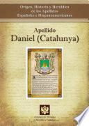 Descargar el libro libro Apellido Daniel (catalunya)