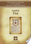 Descargar el libro libro Apellido Fiol