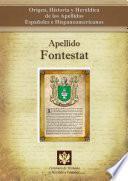 Descargar el libro libro Apellido Fontestat