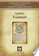 Descargar el libro libro Apellido Fontseré