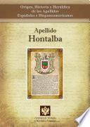 Descargar el libro libro Apellido Hontalba