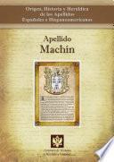 libro Apellido Machín