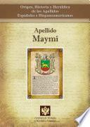 Descargar el libro libro Apellido Maymí