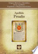 Descargar el libro libro Apellido Proaño