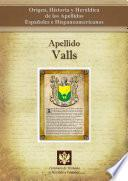 Descargar el libro libro Apellido Valls