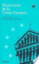 Descargar el libro libro Diccionario De La Unión Europea