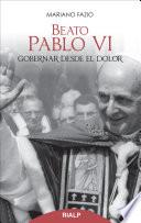 Descargar el libro libro Beato Pablo Vi