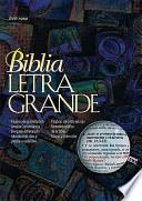 Descargar el libro libro Biblia Letra Grande Imitacion, Piel Negra, Indice