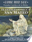 libro Come And See: Estudio Católico De La Biblia El Evangelio Según San Mateo