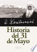 Descargar el libro libro Historia Del 31 De Mayo